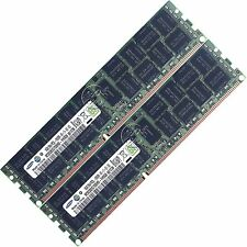 32GB (2x16GB) DDR3 DDR3L 1333 PC3-10600R ECC Registered CL9 240-pin Memory RAM