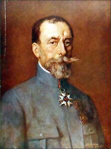 (armistice 11 Novembre) MÉmorial Guerre 14/18 : GÉnÉral De Villaret Lustre Brillant