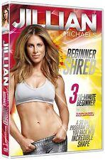 Jillian Michaels - Beginner Shred [DVD] *NEU* für 2015 Fitness