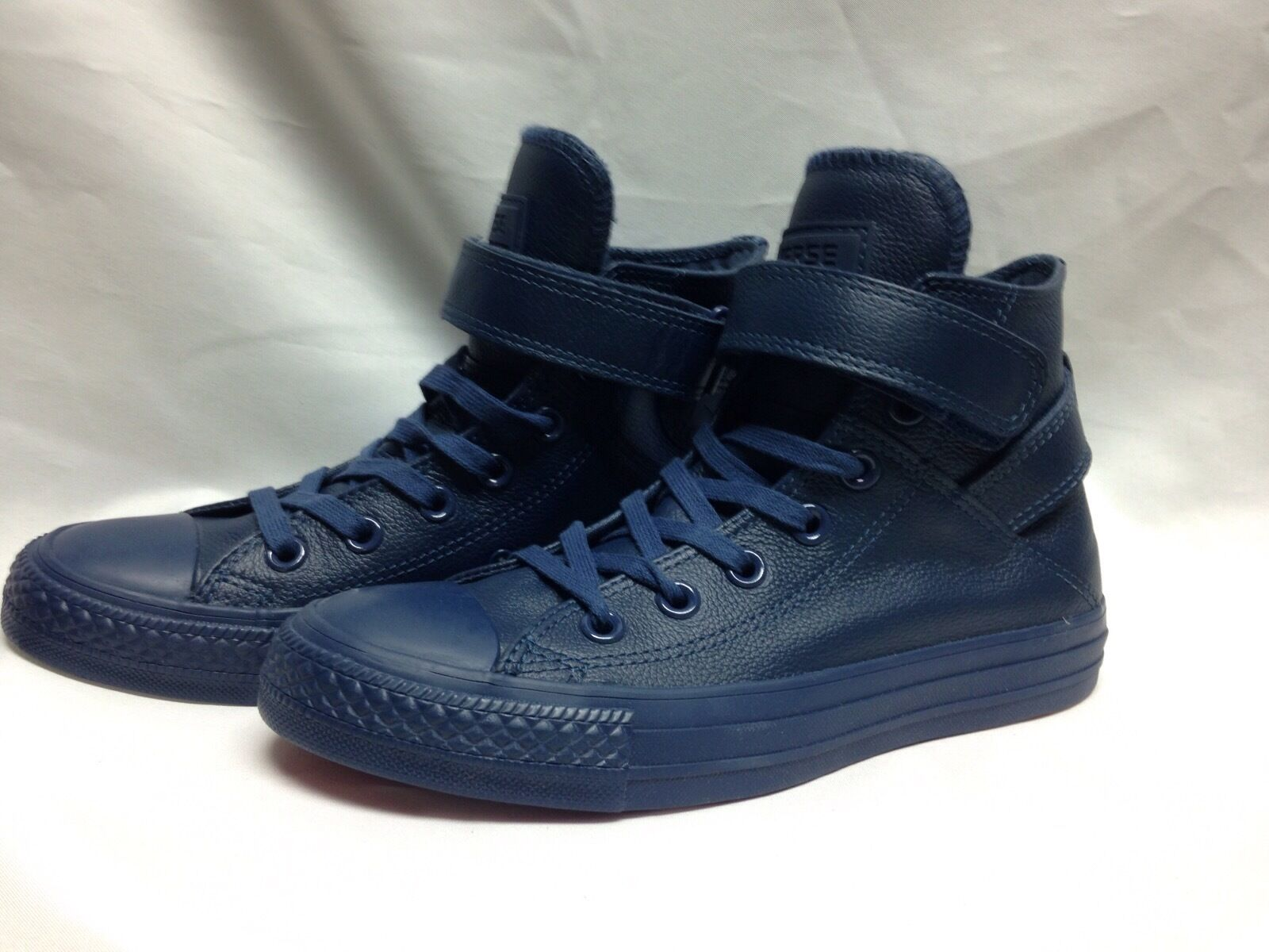Converse CTAS BREA Hi Top Lace Up Sneaker 551583C Navy  NEU w/ Box