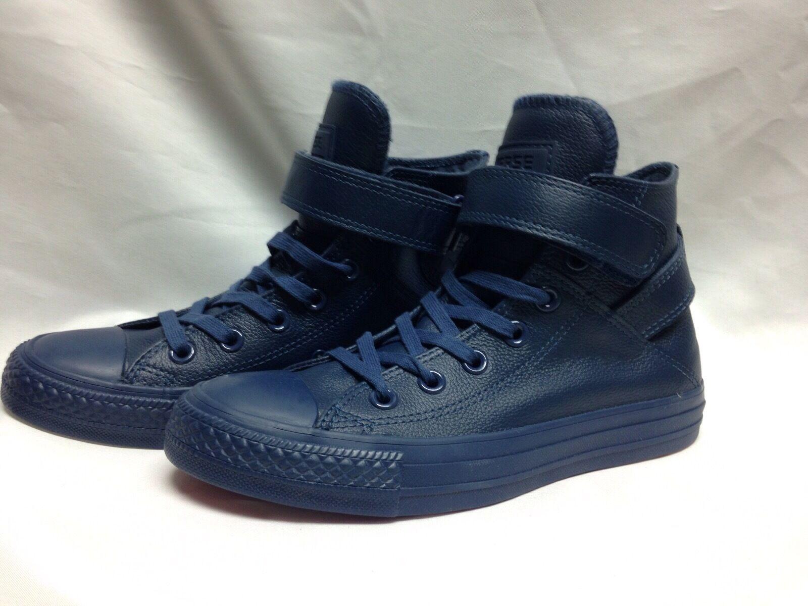 Converse Converse Converse CTAS BREA Hi Top Lace Up Sneaker 551583C Navy  New w  Box ae790a
