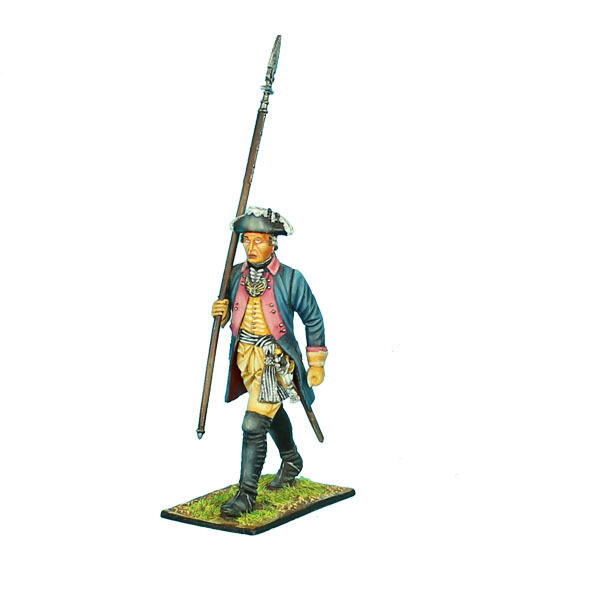 First Legion  SYW001 Prussian 7th Line Infantry Regiment Officer