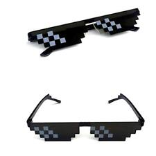 9cfcbc967ef item 2 Thug Life Glasses Deal With It Sunglasses MLG Eyewear Unisex Meme  Cool 8 Bit -Thug Life Glasses Deal With It Sunglasses MLG Eyewear Unisex  Meme Cool ...