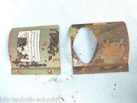 Luftleitbleche für Zylinder für TWN Gemo 170 von Bungartz HF Einachser