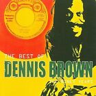 The Best of Dennis Brown: The Niney Years by Dennis Brown (CD, Nov-2008, Heartbeat)