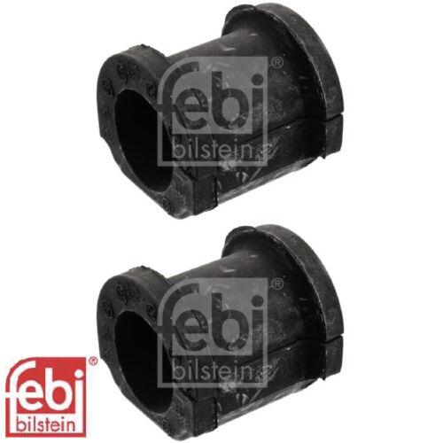 FEBI 42022 Stabilisatorlager Lagerung Stabilisator Vorderachse beidseitig