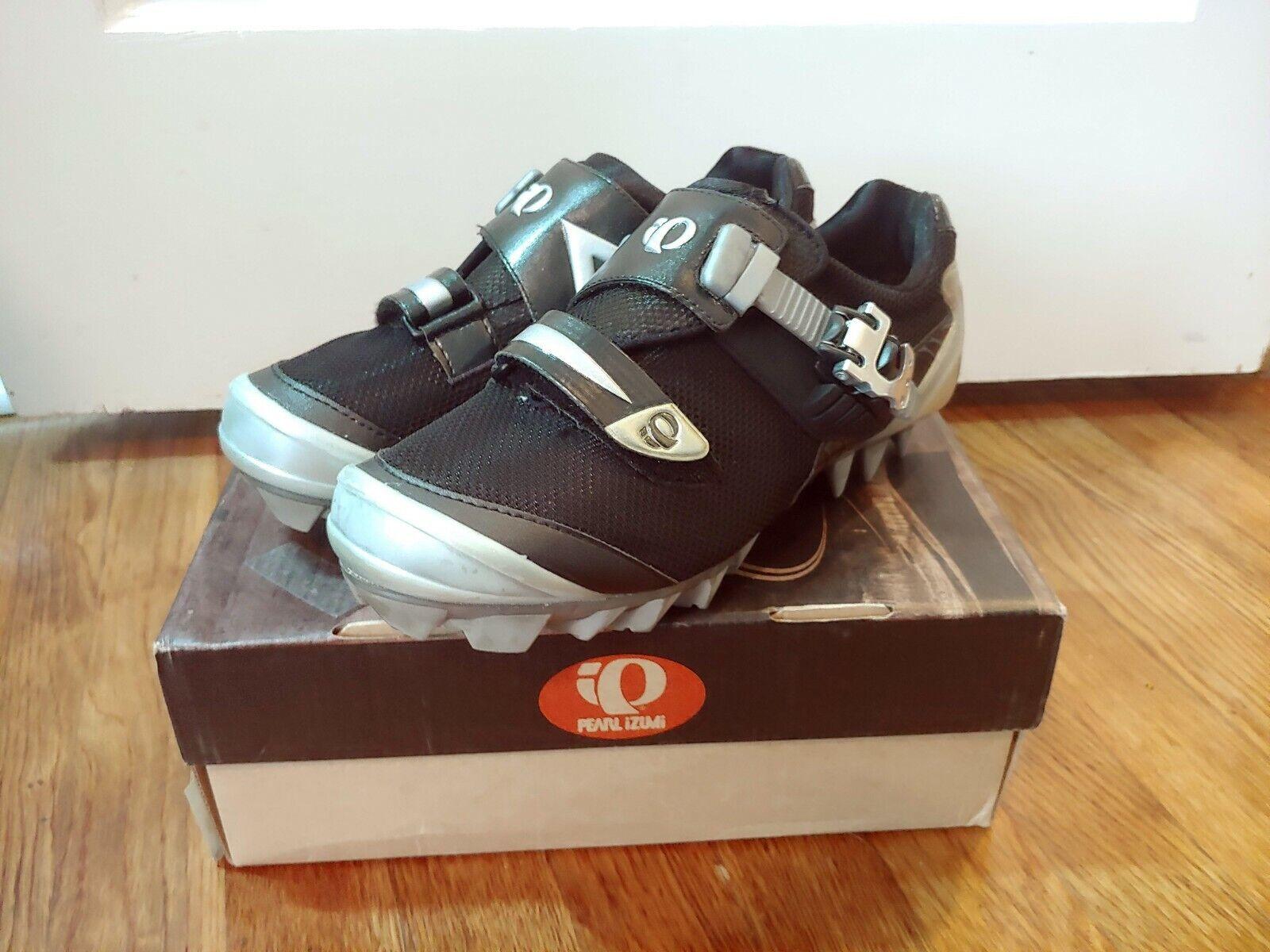Nuevo En Caja-Pearl Izumi jugo para Mujer Montaña Bicicleta De Montaña Zapatos-euro 38 US 7