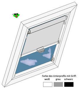 Günstige Dachfenster Rollos : g nstige rollos f velux pvc kunststoff wei e dachfenster sicht u sonnenschutz ebay ~ Yuntae.com Dekorationen Ideen