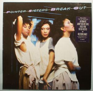 Sisters Pointer 89450 Vinylique Break 1983 Lp Out 0qAxgg5