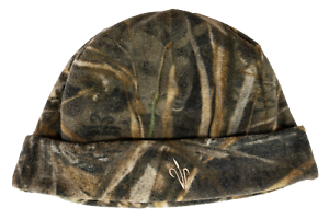 Wildfowlers-Pigeon-Shooters-DOUBLE-Fleece-Beanie-Skull-Cap-Max-5-camo-by-Avery