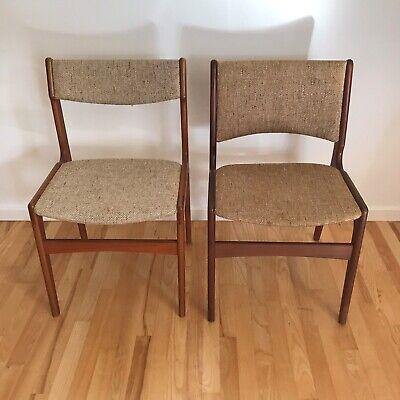 Palisander Spisebordsstole | DBA brugte spisestuemøbler