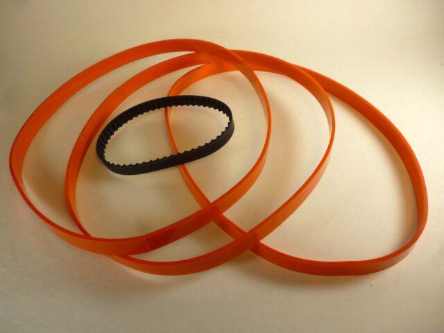 1 Motor Drive Belt Craftsman 119.214000 Urethane Band Saw Set of 2 TIRES