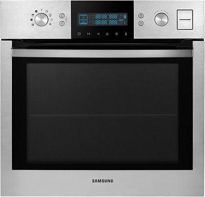 Samsung BQ1VD6T131 Dual-Cook-Dampfgarer, Einbau Dampfbackofen, edelstahl