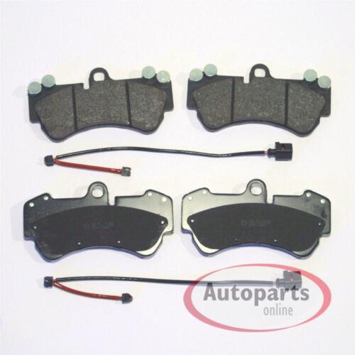 Bremsscheiben Bremsen Bremsklötze für vorne die Vorderachse Vw Touareg