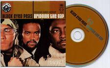 BLACK EYED PEAS Bridging The Gap Sampler UK 9-trk promo only CD