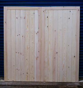Image is loading Wooden-Side-hung-Timber-Pair-of-Heavy-Duty- : softwood doors - pezcame.com
