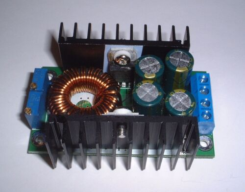 300W Constant current //constant voltage Buck Converter 5-40V To 1.2-35V UK Stock