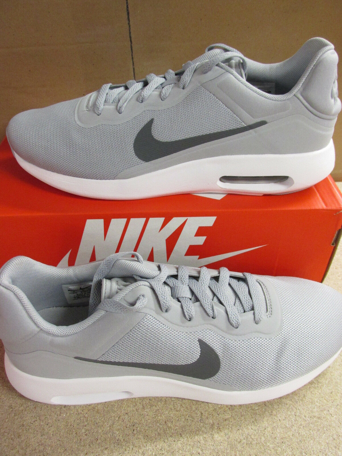 65b70cc018 nike air max modern essential mens running trainers 844874 002 sneakers  shoes 85%OFF