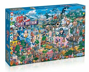 Gibsons-Jigsaw-Puzzle-I-LOVE-GREAT-BRITAIN-England-London-1000-Pieces