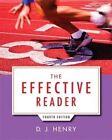 The Effective Reader by D. J. Henry (Paperback, 2014)