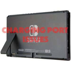 DEFECTIVE-Nintendo-Switch-Console-Black-HAC-001-CHARGE-PORT-ISSUES