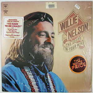 WILLIE-NELSON-The-Sound-In-Your-Mind-LP-1976-COUNTRY-NM-NM