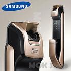 SAMSUNG SHP-DP920 Keyless BlueTooth Fingerprint PUSH PULL Digital Door Lock