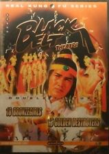 Black Belt Theatre Double Feature - 18 Bronze Girls/18 Golden Destroyers (DVD, 2003)