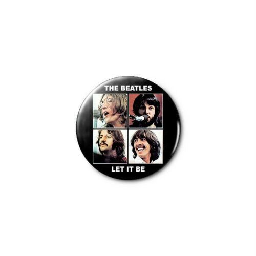 1.25in Pins Buttons Badge *BUY 2 b GET 1 FREE* The Beatles