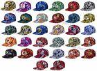 New NFL Hawaiian Maui Wowie Print 9fifty New Era Snapback Cap Hat