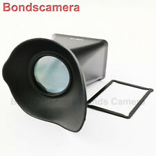 "3"" LCD Screen 2.8x Viewfinder Extender Finder for Sony NEX-5 3 3N 5R 5N camera"