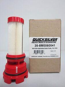 OEM Mercury Optimax Verado DFI Fuel Filter 35-884380T 35-8M0020349 35-8M0060041