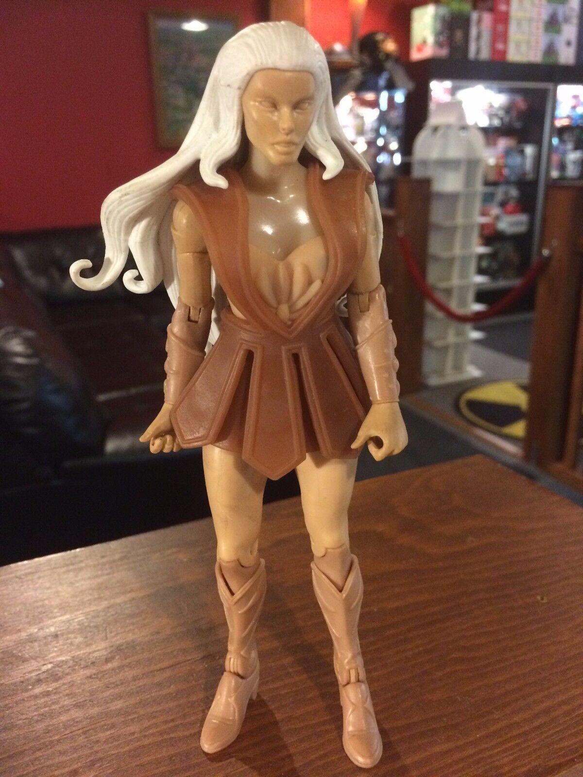 Prödotyp Test Svarm Figur Mattel POP Masters of the Universe MONUC SHE- RA X146