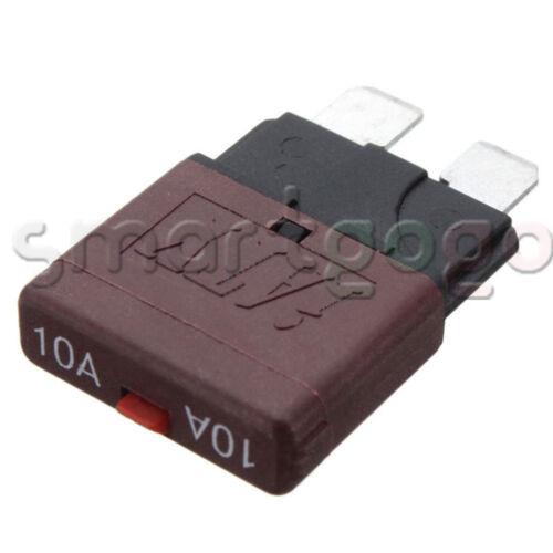 Portable Resettable Fuse Circuit Breaker Manual Reset Blade  28V  BSG