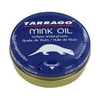 Tarrago Mink Oil 3 Oz Tin