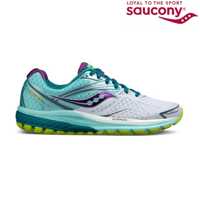 SAUCONY RIDE 9 scarpe sportive donna trail running corsa palestra S10318 7