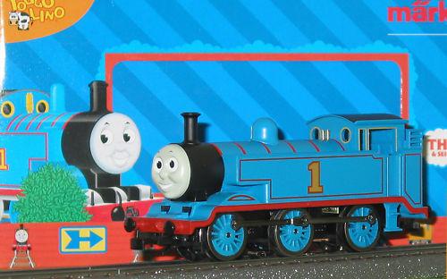 Märklin Clarabel U Annie da Thomas la Locomotiva Nuovo