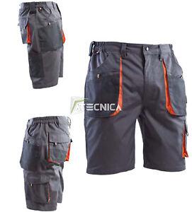 Bermuda-multitasche-da-lavoro-AERRE-Liberty-2-pantaloncino-corto-tessuto-tecnico