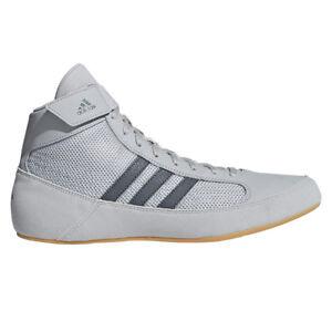 Adidas HVC 2 Senior Men s Wrestling Shoes AC7502 - Gray (NEW) Lists ... d0c43bd94