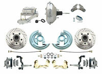 Gm 1964-1974 High Performance 11 Chrome Power Disc Brake Conversion Kit