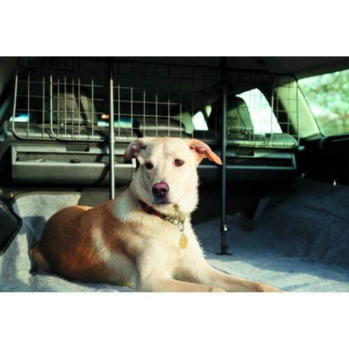 Wire mesh upright car boot pet dog guard suitable for Mercedes C class estate