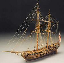 Mantua Racehorse Bomb Ketch Wooden Ship Kit (793) Scale 1:47
