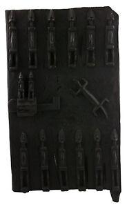 Porta Dogon Loft Per Mil Mali 66x38 CM - Persiane Box- Arte Africano - 1048