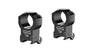 Hawke-Tactique-Ringmontagen-30mm-2-Pieces-Weaver-Extra-Haut