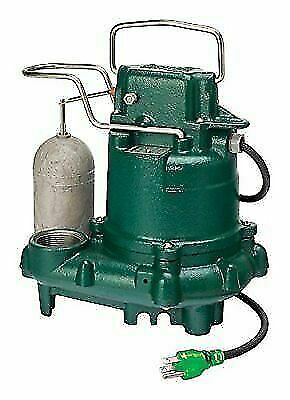 Zoeller M63 - 3/10 HP Premium Cast Iron Submersible Sump Pum