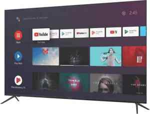 "Hitachi 75"" 75QLEDSM20 4K UHD Android QLED TV  NEW"