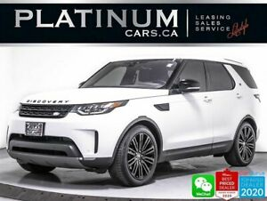 2017 Land Rover Discovery HSE Luxury Td6,7 PASS,DIESEL,NAV,PANO,CAM,HEATED