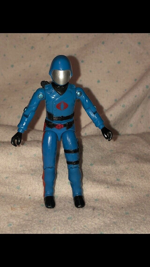 Cobra Commander 82 Complete Straight Arm