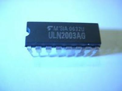 Darlington Transistors ULN2003 SMD SO-16 ST Microelectronics 2 pezzi C.I