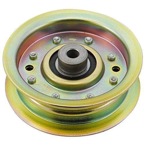 """173901 ROTARY PART # 12661 FLAT IDLER PULLEY 3//8/"""" X 4-3//8/"""" FOR 46/"""" DECKS; REPL"""